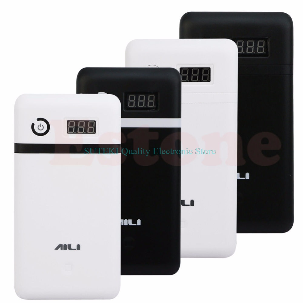 Mobile Power Bank 20V <font><b>UPS</b></font> 6 18650 Battery <font><b>Charger</b></font> For Laptop Smartphones