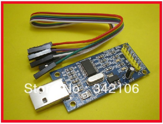 Free Shipping!!!  msp430 USB BSL Programmer supports USB serial communication STC Download imported chips
