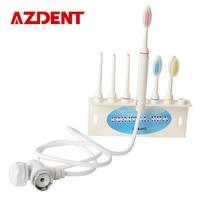 2015 AZDENT Dental Water Jet With Brush Oral Irrigator Oral Hygiene Family Size Dental SPA Dental