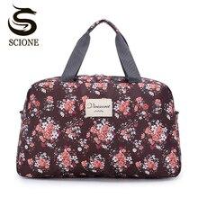 Scione Women Travel Bags Handbags New Hot Fashion Portable L