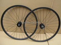 strongest mtb clincher Wheel 26er carbon with 25*25MM RIM for mountain bicycle 650B wheelset with 32h