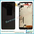 ЖК-экран с сенсорным экраном дигитайзер с сборки рамы полным набором для Nokia Microsoft Lumia 640, 100% новый