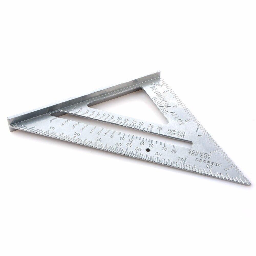 Werkzeuge Messung Und Analyse Instrumente Kupfer Geschwindigkeit Winkelmesser Gehrung Framing Linie Glasritzrades Sah Guide Messung Quadratmeter Schreiner Herrscher