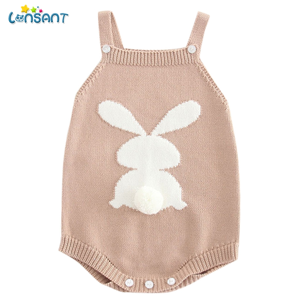 Lonsant Bodysuit Baby Clothes 1st Birthday Sleeveless Printed Bodys Ropa De Bebes New Born Baby Clothes Roupas Para Bebes N30 Demand Exceeding Supply Mother & Kids