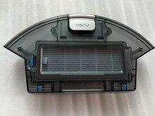 Stof box bin Primaire HEPA Filter voor ILIFE x620 x623 ilife A6 robot stofzuiger Onderdelen dust box omvatten filters