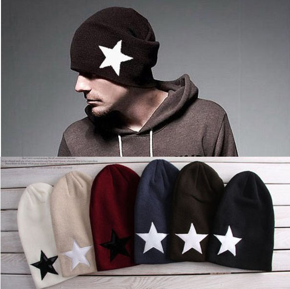 2016 Autumn and winter Fashion vintage braided hat Wool knitted fashion cap male fashion beanies man winter beanies the new children s cubs hat qiu dong with cartoon animals knitting wool cap and pile
