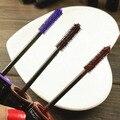 Multi-color cosmético fibra larga Curl Mascara extensión de la pestaña del maquillaje Grower