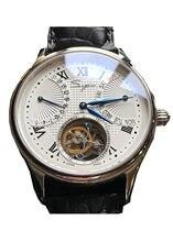 Tourbillon Мужские наручные часы Sugess Week календарь Летающий назад Чайка Movt роскошный