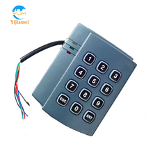 Standalone access control reader offline with keypad 125KHz YJ501