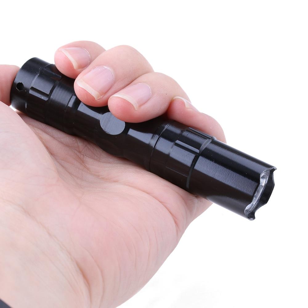 1 Stück Neue Heiße Mini Nützliche Super Helle Taktische Taschenlampe Wasserdicht Medizinische Led-lampe Kleine Taschenlampe Outdoor Zubehör Moderate Kosten