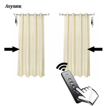 Smart Remote Control For Motorized Curtain RF 433.92mhz Wireless 16CH Transmitter For Garage Door Remote Controller Opener