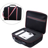2018 Newest EVA Hard Case Travel Carrying Storage Cover Bag Case For DBPOWER T21 Upgraded LED