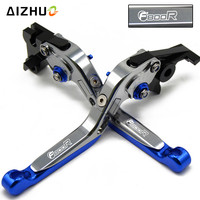CNC Motorcycle Accessories Brake Clutch Lever Adjustable Extendable Levers for BMW F800R F 800 R 2009 2016 2010 2011 2012 2013