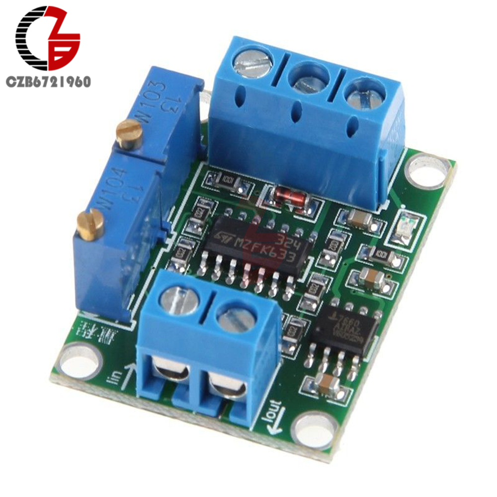 4 20ma To 0 15v 5v 10v Isolation Current Voltage Transmitter Converter 1 X Signal Module Picture