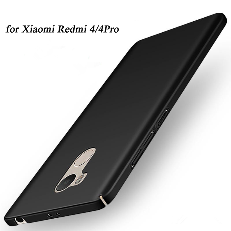 Lyxig hårbaksplast COVER-fodral för Xiaomi redmi 4 Pro-skal till - Reservdelar och tillbehör för mobiltelefoner - Foto 2