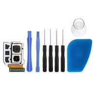 YeeSite Original Replacemant Rear Camera For Samsung Galaxy S9+ S9Plus G965F Back Main Big Camera Module With Opening Tools Set