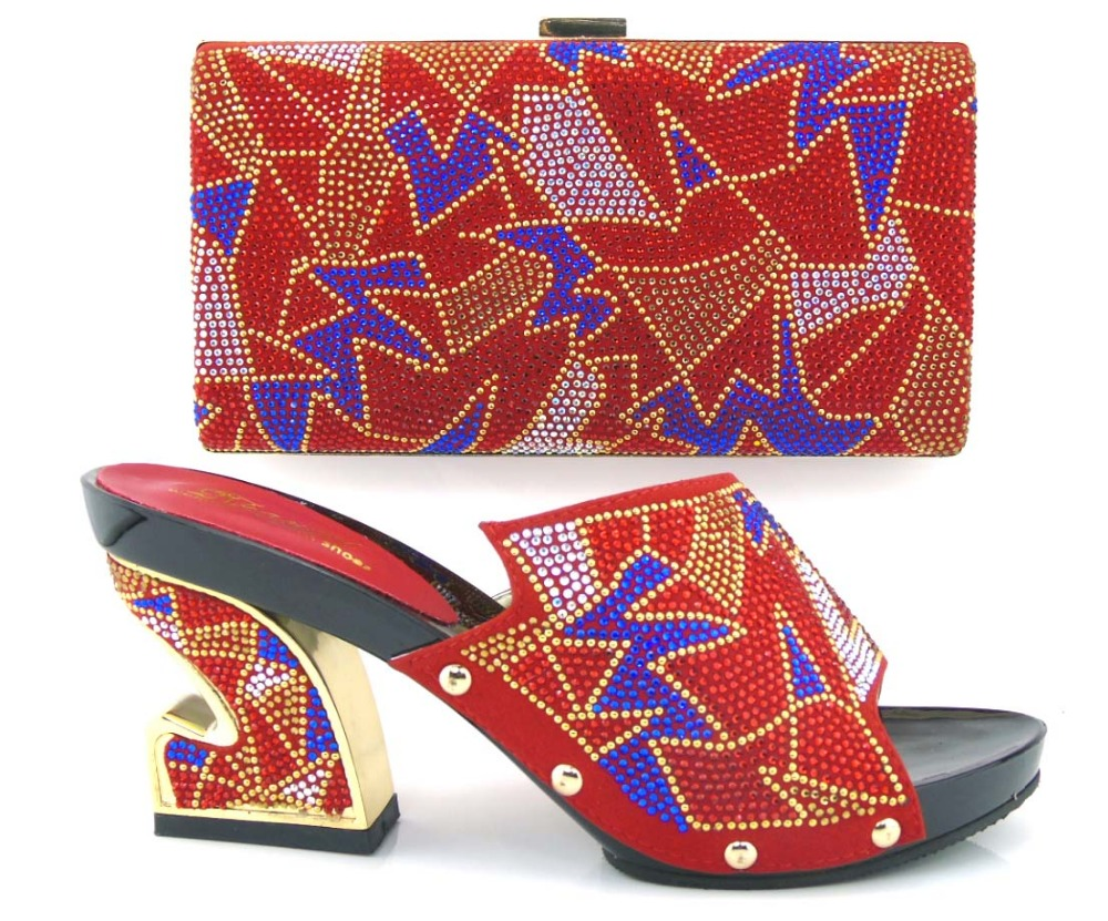 italian shoes with matching bags for prom heel high