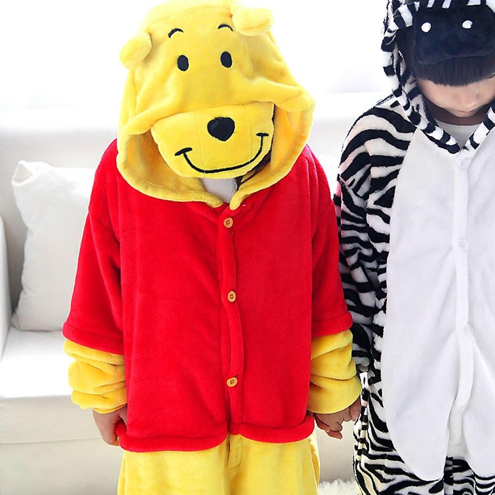cute zebra onesies costume halloween pyjamas kids bear cosplay pajamas kids cartoon animal pajamas boys girls anime sleepwear on aliexpresscom alibaba
