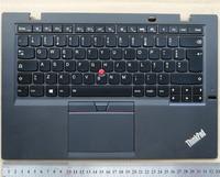 95%New Original Lenovo ThinkPad X1 Carbon 3rd 2015 US Backlight Keyboard Bezel Palmrest Cover Touchpad ClickPad 00HN945 00HT30
