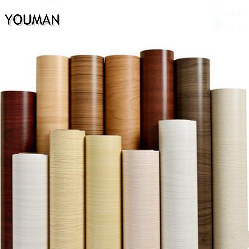 Wallpapers YOUMAN DIY PVC Wallpaper Waterproof Vinyl Self Adhesive Wallpaper Roll Modern Vintage Furniture Stickers Home Decor wallpapers youman 3d brick wallpaper wall coverings brick wallpaper bedroom 3d wall vinyl desktop backgrounds home decor art