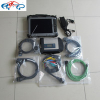 Beste qualität MB Star C4 mit ix104 tough tablet 4gb ram  i7 cpu mb star sd Verbinden 4 Kompakte Multiplexer 2020/6 ssd