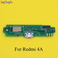 JCD For Xiaomi for Redmi 4A USB Plug Charging Charge Port Dock Flex Cable With Microphone Board Replacement