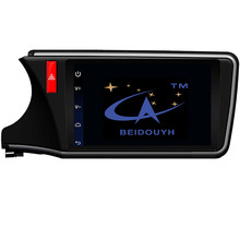 BEIDOUYH Android 10.2 inch Car GPS Navigation for HONDA City/GREIZ 2015 -2016 Support DVR/can-bus/RDS radio/USB/BT navigator