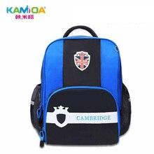 New High-end Brand Package Children's School Bags Protection Ridge Gravity Girl Boy Kid Bag Safety Light Bar Children Waterproof