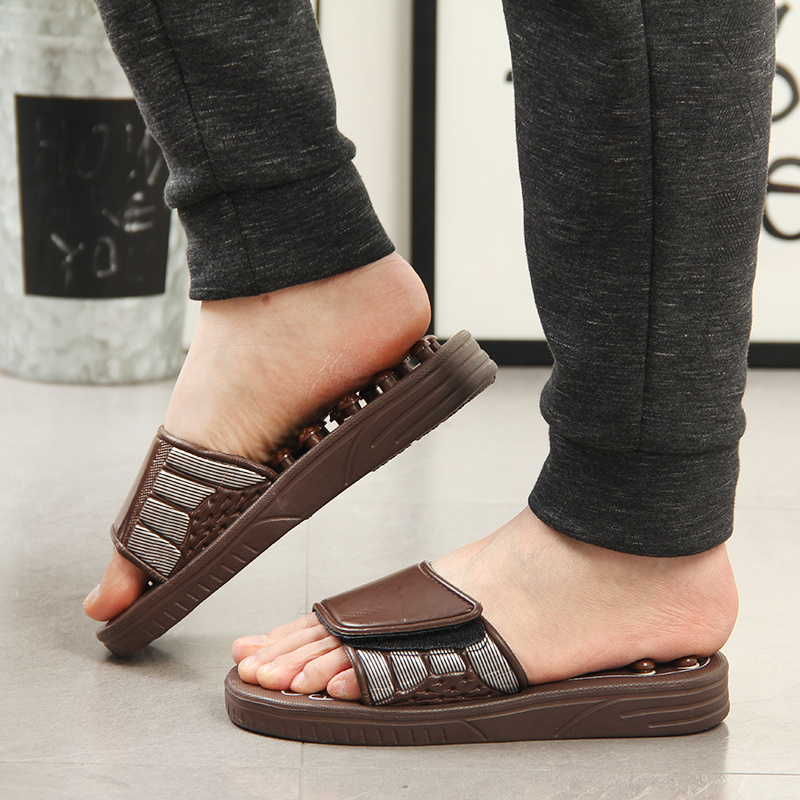 Foot Massage Slippers Acupuncture Therapy Massager Shoes For
