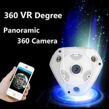 VR360 Micro Câmera IP Wifi 960 P Mini Câmera Night Vision Indoor Segurança Vigilância Cam Mini DV Câmera de Vídeo Digital Camcorder