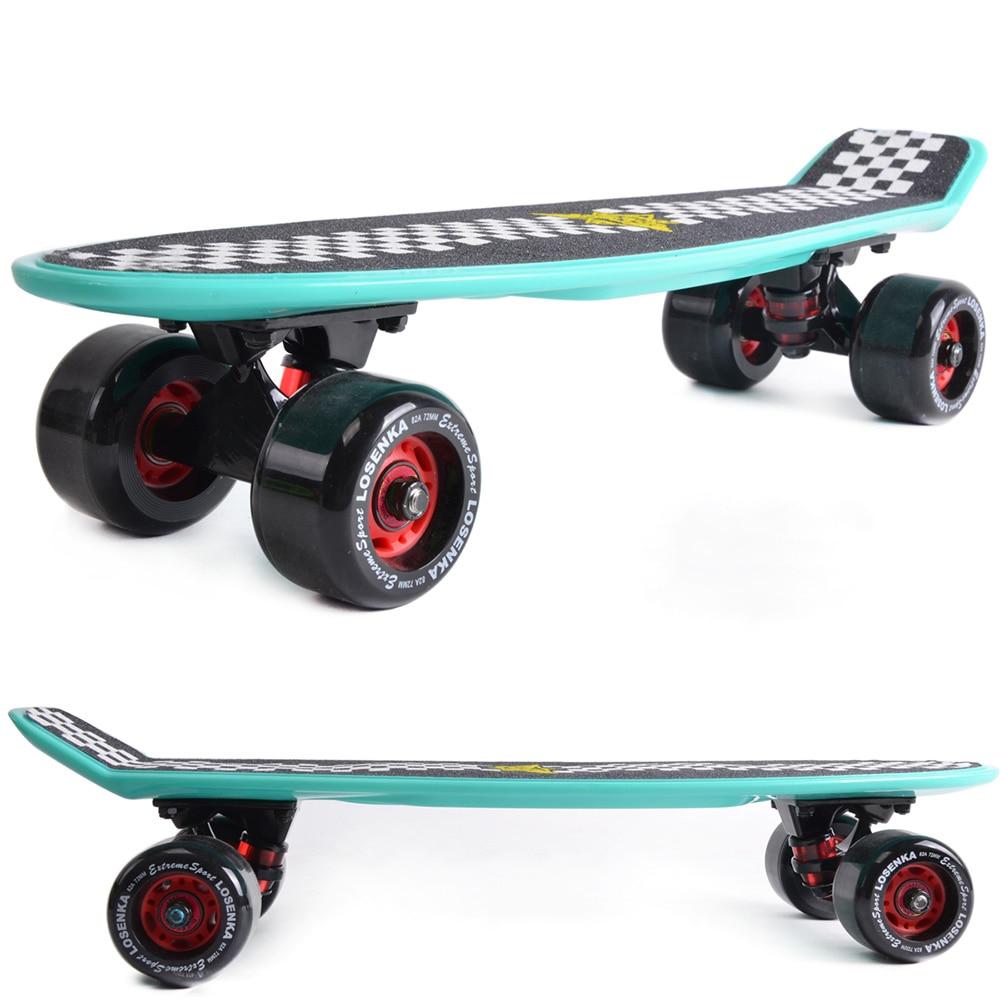 New 2018 DIY Pastel Color Original Peny Board 22 Pnny Skateboard board Boy Girl Retro Cruiser skate board skateboard complete