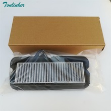 Tonlinker high quality Cabin Filter volkswagens For 2Pcs Gofl 7 Audi A3 TT 2015-2018 Octavia external filter
