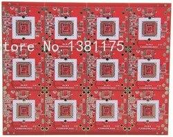 100% положительные отзывы Бесплатная доставка низкая стоимость двухсторонняя Quickturn PCB платы изготовитель прототипов быстрая распродажа PCB 066