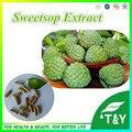 Лучшие Продажи Sweetsop Extract/Graviola Экстракт капсула 500 мг * 200 шт.