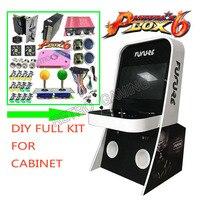 Pandora's Box 6 PCB 1300 in 1 Jamma - Full Kit for DIY Arcade Game Cabinet