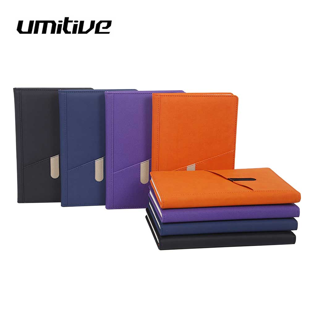 Umitive 1pcs A5 Simple Imitation leather Solid Color Business Notebook Personal Diary Office Supplies Stationery NotebookUmitive 1pcs A5 Simple Imitation leather Solid Color Business Notebook Personal Diary Office Supplies Stationery Notebook