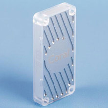 1 pcs x Coral USB Accelerator with Google Edge TPU ML accelerator coprocessor
