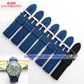Laopijiang Резиновый Диапазон Вахты мужской Адаптации Ticwatch силиконовые часы группа 22 мм