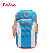 Yoobao YD-002 Universal Sport Arm Band Case For iPhone 7 6s 6 Plus Samsung Galaxy S8 Running Sport Gym Phone Bag Cover