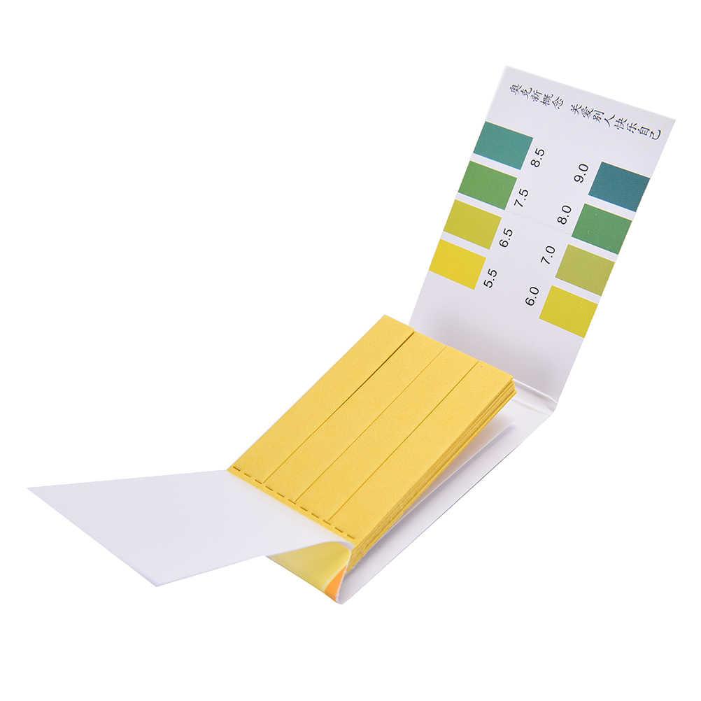 80 ストリップ PH 試験紙分析機器リトマス試験テストキット紙尿唾液酸アルカリ測定