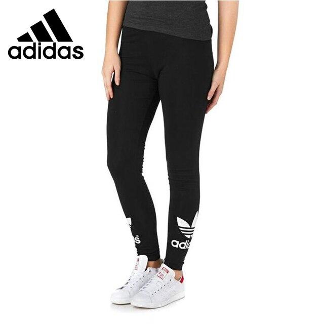 Original Nouvelle Arrivée 2017 Adidas Originaux TRF LEGGINGS Femmes Collants  de Pantalon de Sport f1dbcf31ad1