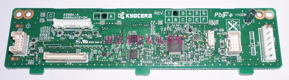 New Original Kyocera 302N494201 PWB ISC ASSY for:TA3501i 4501i 5501i 6501i 8001i 3051ci 3551ci 4551ci 5551ci 6551ci 7551ci new original kyocera dc motor assy in fk 6701 6702 for ta6501i 8001i