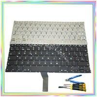 Marca new Keyboard SP Espanhol sem Backlight teclado & parafusos & ferramentas chave de fenda para Macbook Air A1369 A1466 2011-2014Years