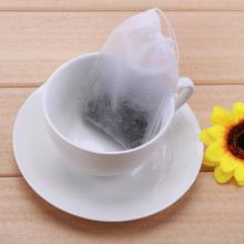 6X8 см/7X9 см 100 шт./лот Чай сумки шнурок Чай сумки дома уплотнения лекарствами пустой Чай Spice уплотнение фильтра сумка для сыпучих Чай