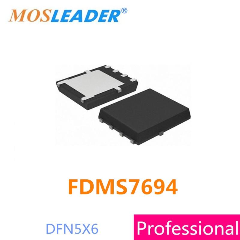 Mosleader Fdms8018 Fdms7578 Dfn5x6 10pcs 100pcs Qfn 8018 High Quality Replacement Parts & Accessories