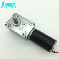 Wholesales A58SW31ZY Geared Motor 5 240rpm Motor DC 12v High Torque DIY Robot Rotating Lock Self