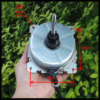 High Voltage Brushless DC Motor Three Phase AC Wind Turbine Air Conditioning Fan Motor