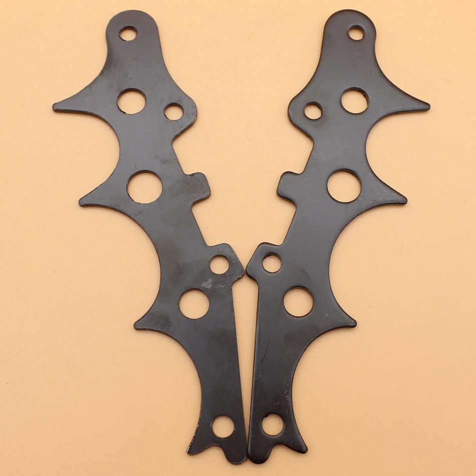 2Pcs/lot Felling Dog Bumper Spike Fit HUSQVARNA 362 365 371 372 372XP JONSERED 2065 2165 Chainsaw Parts