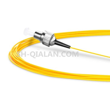 цены 1m FC APC Pigtail SM fiber single mode single-core fiber pigtail 0.9MM fiber optic cable