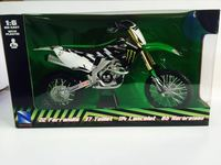 NEWRAY 1/6 Scale JAPAN KAWASAKI ROCKSTAR Motorcycle Diecast Metal Motorbike Model Toy For Collection,Gift,Kids